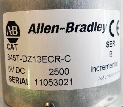 Allen-Bradley 845T-DZ13ECR-C  Serie B Encoder -unused/OVP- – Bild 2
