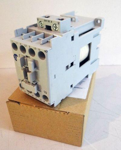 Allen-Bradley 100-C09DJ10 100C09DJ10 24V DC Serie A Schutz Contactor -unused/OVP – Bild 1
