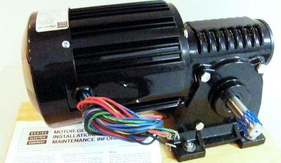 Bodine Getriebemotor 48 RGBF PP-5H – Bild 1