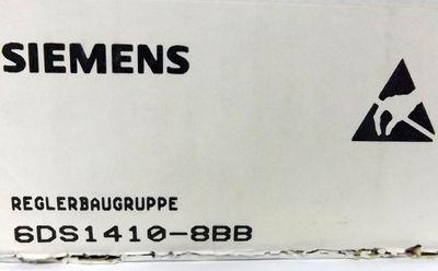 Siemens Teleperm M 6DS1410-8BB 6DS1 410-8BB E-Stand : 5 SW : 4 -unused/OVP- – Bild 3
