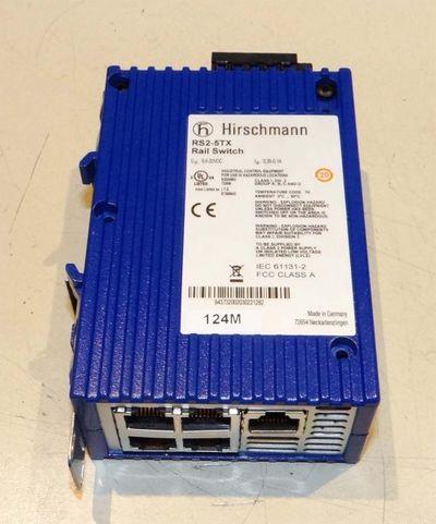 Hirschmann RS2-5TX   RS25TX -used-