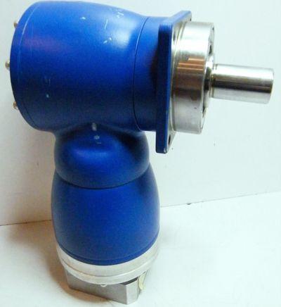 Alpha Getriebe SK 075S-MF2-35 -OC1-1S10 Kegelradgetriebe – Bild 1