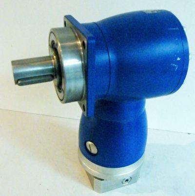 Alpha Getriebe SK 075S-MF2-35 -1C1-1S10 Kegelradgetriebe – Bild 1