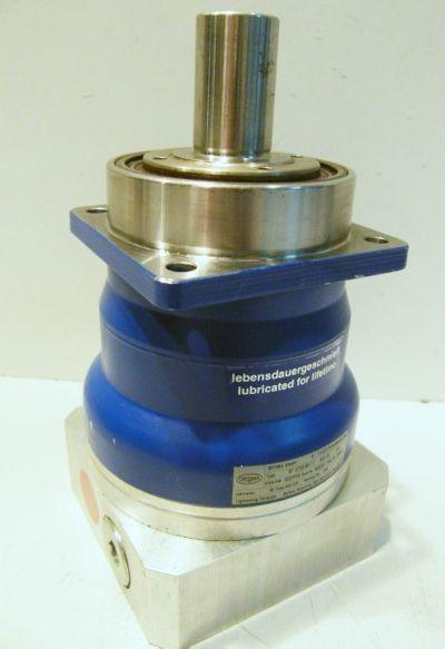 Alpha Getriebe SP 075S-MF1-7-OEO-25 Aufsteckgetriebe – Bild 1
