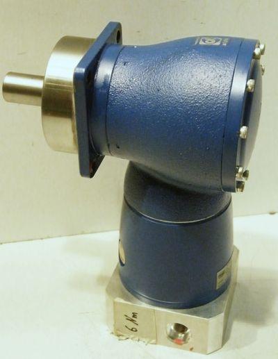 ALPHA Getriebe OPTIMA SK 060S-MF1-5 -OC1-1K00 20030994 Kegelradgetriebe -used- – Bild 1