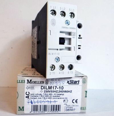 Klöckner-Moeller XStart DILM17-10 Leistungsschütz -unused/OVP- – Bild 1