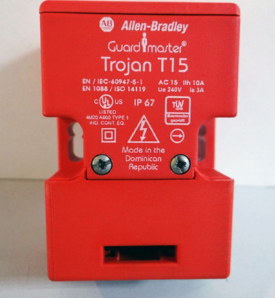 Allen Bradley Guardmaster Trojan T15  440K-T11267 Series: B -unused- – Bild 1
