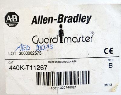 Allen Bradley Guardmaster Trojan T15  440K-T11267 Series: B -unused- – Bild 3