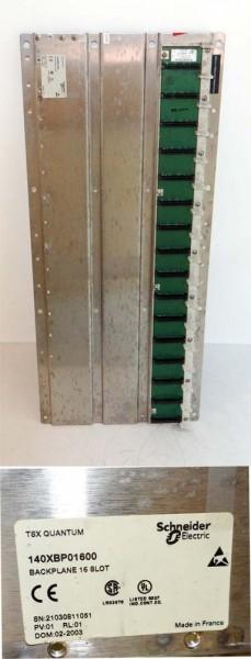 Schneider Electric TSX Quantum 140XBP01600