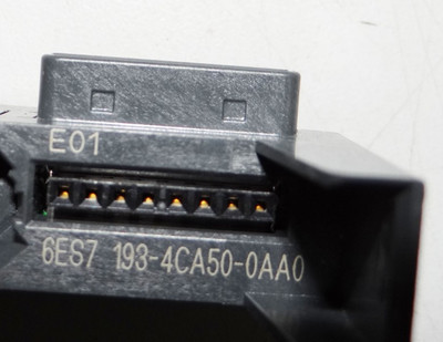 Siemens Simatic S7 6ES7193-4CA50-0AA0 6ES7 193-4CA50-0AA0 E-Stand: 01 -unused- – Bild 2