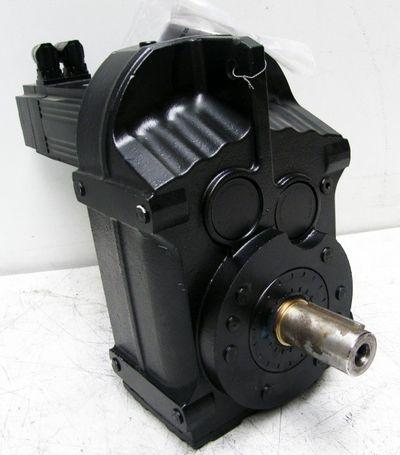 SEW Eurodrive Getriebemotor F 57 CMP63M/BP/KY/AKOH/SB1 Servomotor – Bild 2