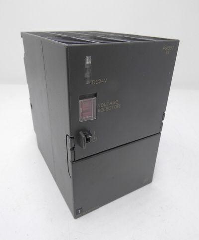 Siemens 6ES7 307-1EA00-0AA0 E-Stand: 04 Power Supply -used- – Bild 1