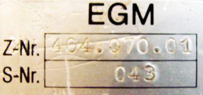 EGM PME 04 Control Panel Entwicklungsgesellschaft für Montagetechnik GmbH – Bild 3