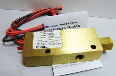 GEMS Sensor Durchflussmesser FS-925  P/N 26918 – Bild 1