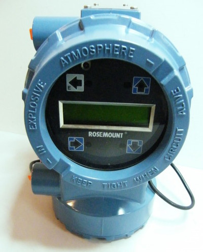 ROSEMOUNT Flowmeter 8732C RO3NOM4CJ1  Durchflussmessgerät – Bild 1