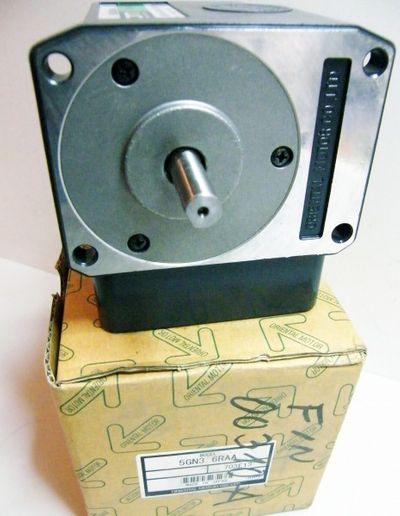 Orientalmotor Getriebekopf 5GN3. 6RAA  - unused - in OVP – Bild 1