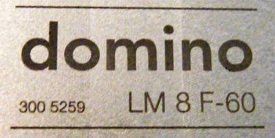 domino Linearführung LM 8 F-60 LM8F60 -unused- – Bild 3