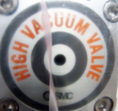 SMC Hoch Vacuum Ventil XYA-50AHO -unused- – Bild 2