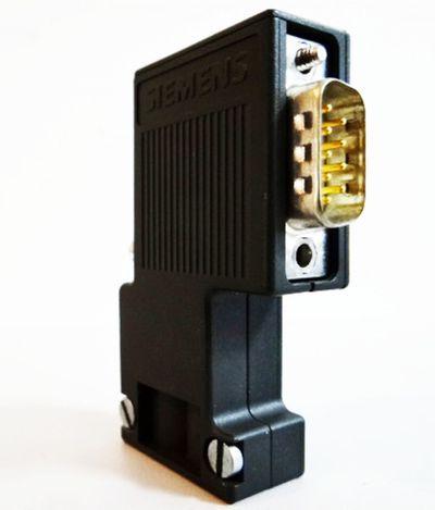 Siemens Simatic S7 Profibusstecker 6ES7972-0BB00-0XA0  6ES7972-0BB00-0XA0 – Bild 1