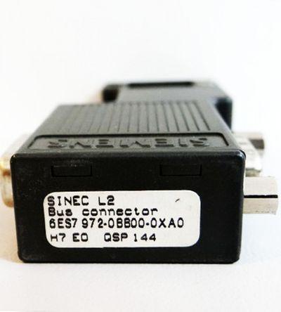 Siemens Simatic S7 Profibusstecker 6ES7972-0BB00-0XA0  6ES7972-0BB00-0XA0 – Bild 3