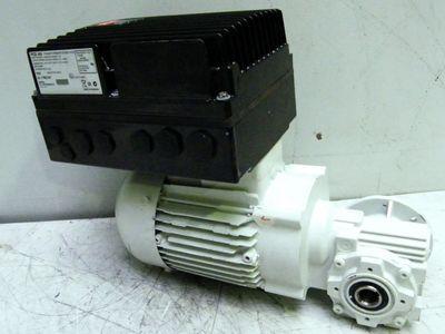 Danfoss Frequenzumrichter FCD 303PT4P66EXRDCFOOT12CO & Getriebemotor - unused - – Bild 2