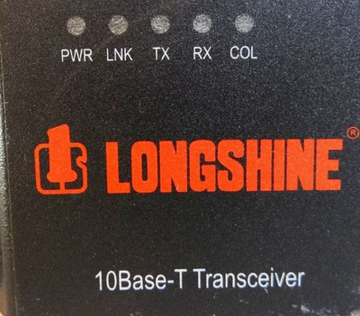 Longshine 10Base-T Transceiver – Bild 2