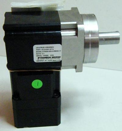 Thomson Micron Ultra True 6 Gearbox UTR006-005-0-RM060-17 – Bild 1