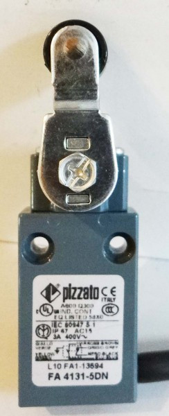 Pizzato FA4131-5DN   FA 4131-5DN   Limitd Switch -used- – Bild 2