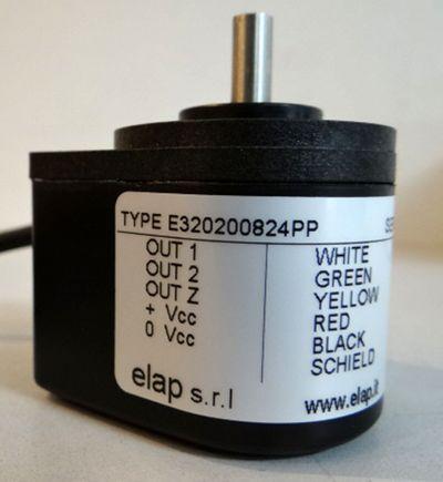 elap s.r.l  E320 Type: E320200824PP -used- – Bild 3