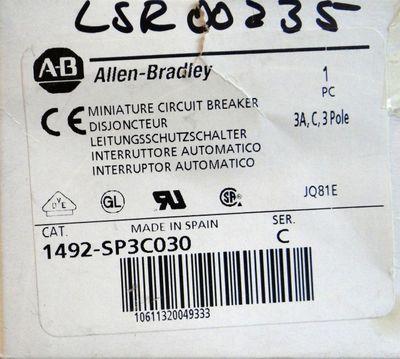 Allen-Bradley 1492-SP3C030 Leitungsschutzschalter -unused/OVP- – Bild 3