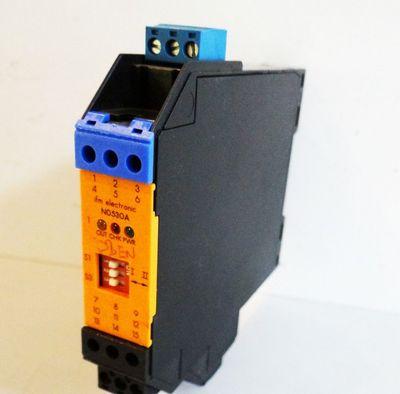 ifm electronic efector110 NO530A Positionssensor  Trennschalterverstärker – Bild 1