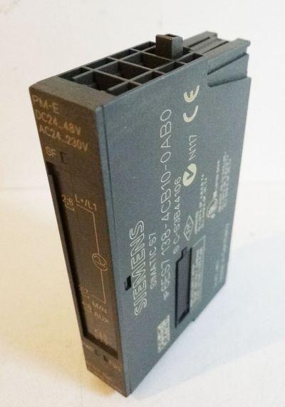 Siemens Simatic S5 6ES7138-4CB10-0AB0  6ES7 138-4CB10-0AB0 E-Stand: 4 -used- – Bild 1