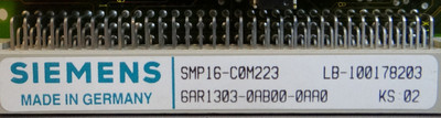 Siemens SMP 16-C0M223 6AR1303-0AB00-0AA0 – Bild 3