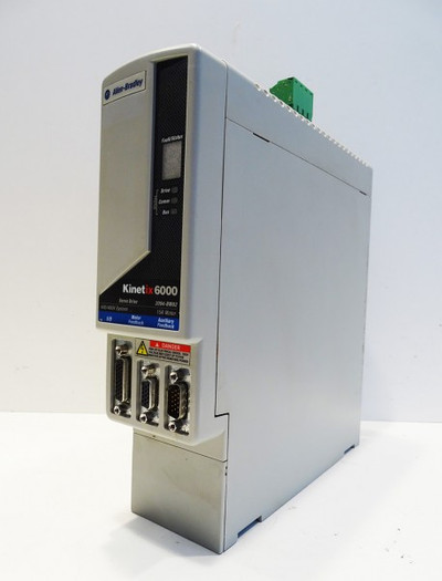 Allen-Bradley Kinetix 6000 2094-BM02 15A Axis Module Firmware : 1.85 -used- – Bild 1