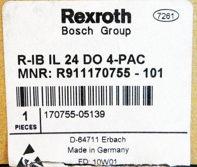 Rexroth R-IB IL 24 DO 4-PAC  R-IBIL24DO 4-PAC   R911170755-101 – Bild 3