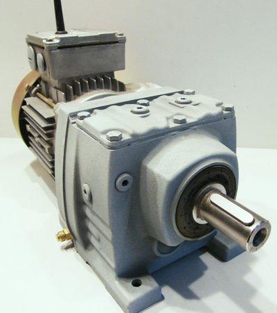 SEW Eurodrive Getriebemotor R37 DT71D4 – Bild 2