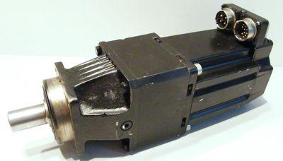 Allen Bradley Servo Motor - MPL-B420P-MK22AA+Stöber GetriebePA421SPD0100MF – Bild 1