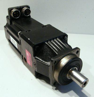 Allen Bradley MPL-B420P-MK22AA Servomotor+Stöber PA421SPD0100MF Getriebe -used- – Bild 2