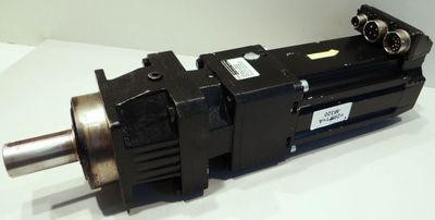 Allen Bradley Servo Motor - MPL-B420P-MK24AA+Stöber Getriebe P522SPRO500ME – Bild 1