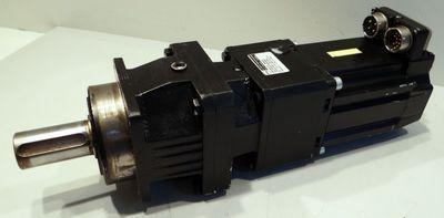 Allen Bradley Servo Motor - MPL-B420P-MK22AA+Stöber Getriebe P522SPRO200ME – Bild 1