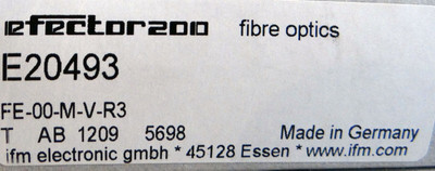 ifm efector200   E20493   Einweglichtschranke – Bild 2