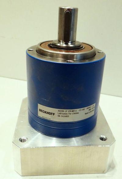 Beckhoff Getriebe AG2200-LP 070-M01-4-121-000-AM3043 – Bild 1
