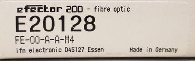 ifm Efector200 E20128 FE-00-A-A-M4 Einweglichtschranke Fibre Optic -unused- – Bild 2