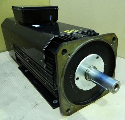 INDRAMAT Servomotor 2AD132D-B350B1-AS07 Phase Induction Motor – Bild 2