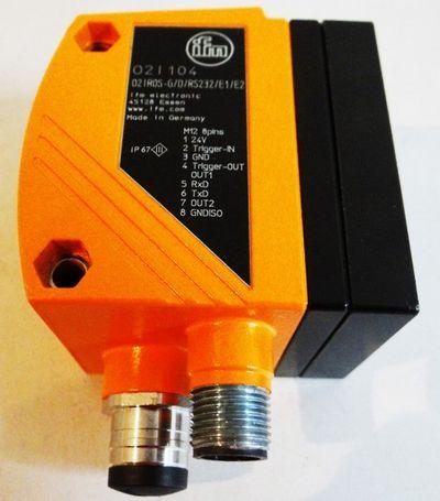 ifm efector190 O2I104 Multicode Reader - OVP - – Bild 3