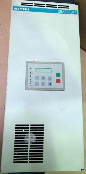 Siemens Simovert P Transistorpulsumrichter 6SE1222-2AB02  6SE1222-2AB02 – Bild 1