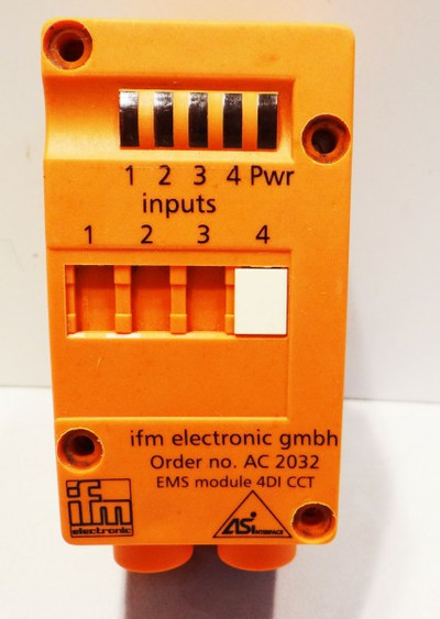 ifm ecomat300 AC2032 Aktives Moduloberteil AS-i Universal-Modul - used - – Bild 2
