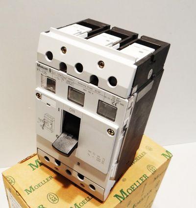 Moeller / Klöckner Moeller  P7-125 Lasttrennschalter -unused- – Bild 1
