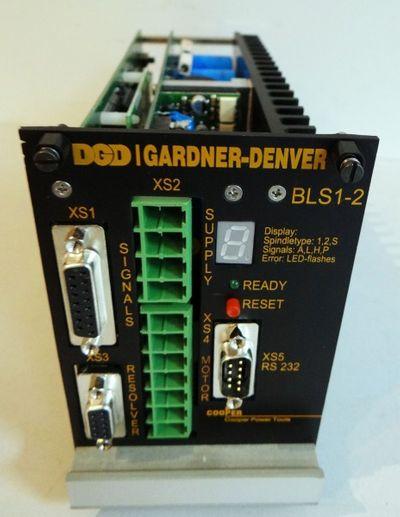 Gardner Denver Servo Control  BLS1-2  960601 – Bild 1