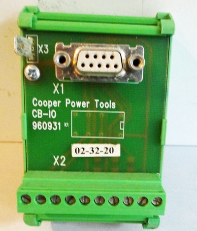 Cooper Power Tools Bus Modul CB-10 960931